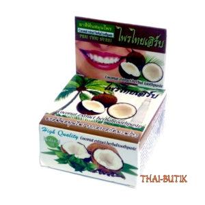 Зубная паста Siam Spa «Кокос»