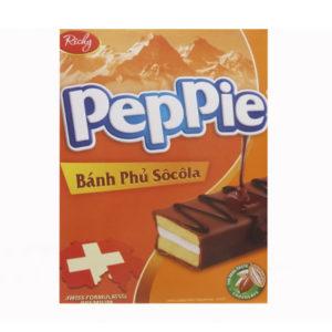 Бисквитные пирожные Peppie 'Шоколад'