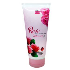 Крем для рук и ногтей 'Роза' BANNA Hand & Nail Cream Rose