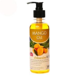 Массажное масло с Манго Banna Mango Oil 250 мл.