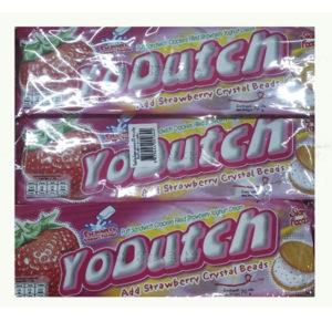 Печенье Yodutch 'Клубника'