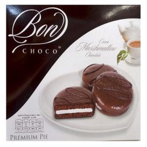 Пирожные Bon с маршмеллоу 'Шоколад'