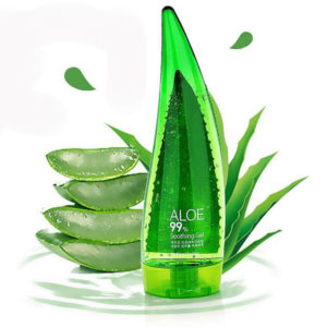 Средство с алоэ Holika Holika Aloe Soothing Gel